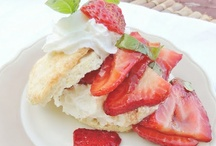 Dessert First, Please ;) / by Carrie (Frugal Foodie Mama)
