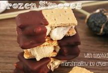 S'mores Please...  / Anything and everything S'mores that I can find on the web! If you are a S'mores lover like me, you should be following this board. ;)  / by Carrie (Frugal Foodie Mama)