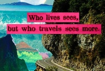 travel lust / by Elizabeth Gertz