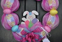 Easter/Spring / by Janice Hallam