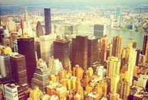 big city move / by Elizabeth Gertz