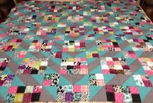 quilts / by Amber Davis-Hutson