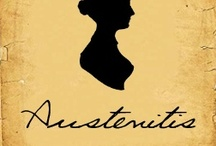 Austenitis / NOTE: I have a separate board for Pride & Prejudice / by Allyson Stanley