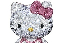 Hello Kitty  / by Melisa Vaughan