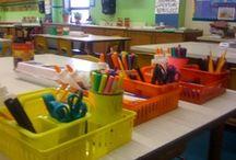 Classroom organization / by Kelli Bauman