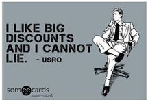 USRO E-cards / by Uncle Sam's Retail Outlet