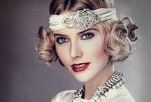 ♥ Great Gatsby Roaring 20's Weddings | Jevel Wedding Planning ♥ / by ♥ Jevel Wedding Planning | Jennifer E Wilson ♥