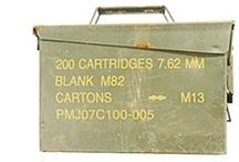 Ammo Cans / All about Ammo Cans! / by Uncle Sam's Retail Outlet