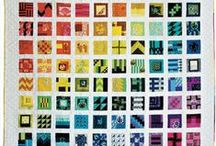 MODERN Quilts / MODERN, actually modern, quilts! / by Stacy Aldridge