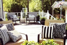 Outdoor spaces / by Rebecca Triplett