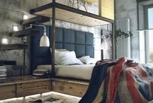 Bedroom Space / by Jorja Hale King