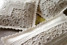 Linens & Lace I Love / by Teri Hankins