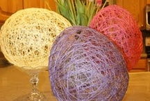 Holiday - Easter / Recipes, Table settings, ideas, tips for a great holiday. / by Shirley Skiebe
