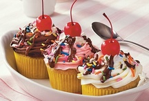 Crazy for cupcakes / by Annette Roberts