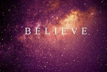 I Believe  / ♥ yourself  / by Curated Caregiving