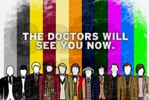 Everything Fandom / Fezzes are red. The TARDIS is blue. Bow ties are cool. And so are you. :) / by Paris Weber