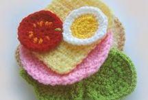 Crochet: Food / by Stephanie Jimenez