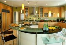 kitchen designs / Find All about kitchen cabinets, designs 2013, sinks, appliances, islands, worktops, faucets, tables, ideas, curtains, lighting, tiles, countertops, taps / by bedroom designs 2014 - bedroom ideas 2014 .