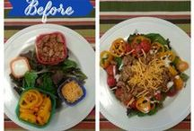 """Let's Eat ~ Healthy / """"Healthy"""" dishes using low-sodium ingredients and minimaly processed ingredients / by Vallori Peltier"""