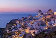 Greece / by Maria Scholl