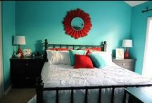 Home-Bedroom / by Terri Hodges