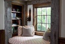 House & Barn / by Ginger Howard