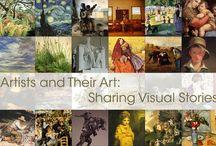 Art Resources / by Jennifer Sanders