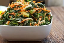 Recipes: Salads / by Michelle Quigley-Chapman