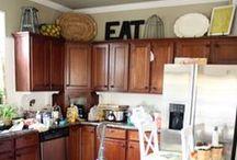 Kitchen Ideas / by Sarah Graf