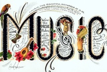 Melodious Delight! / This is about anything or anyone related to music, that has spoken to me in some way. / by MyInnerPrincess