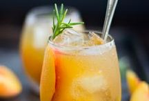 Recipes-Beverages Adult / Beverages with Alcohol Cheer / by Terri Hodges