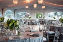 Tablescapes / Table decor and floral design. / by Catherine Hall Studios