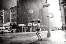 On the street / Urban and real -- street photography at it's finest. / by Adoramapix