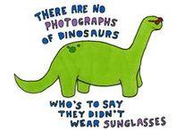 Dinosaur goodness! / by Terri Hodges