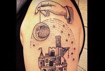 Pretty in INK / Tattoos / by Sarah Britz