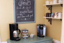 Coffee bar  / by Sarah Graf