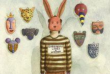 illustrations / by Anna-Carien Goosen