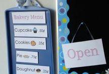 Preschool Bakery Theme  / by Kimberly Pruskiewicz