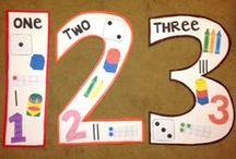 Preschool Math / by Kimberly Pruskiewicz