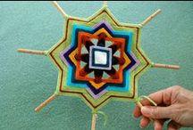 Yarn Crafts / by Sherron Heidlage
