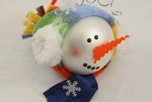 Snowmen / by Sherron Heidlage