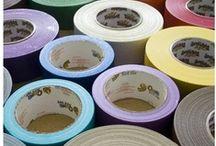 Duct Tape Crafts / by Sherron Heidlage