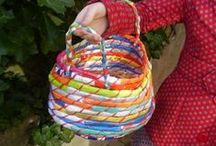 Basket Crafts / by Sherron Heidlage