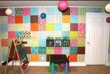 Girl Room Ideas / by Lacie Anna