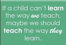 To teach... / by Ashley Shovald