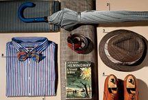 uomo love / Menswear, mens fashion, styling, quirk, detailing, inspiration, fashion, garment, denim, suits, fashion photography  / by Adrita Sarkar
