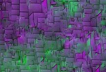 Purple & Green / by Amy Tontodonato