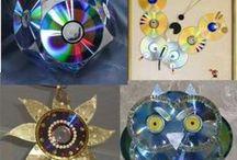 CD Crafts / by Sherron Heidlage