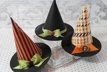 Halloween Paper Crafts / by Sherron Heidlage