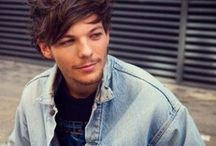 Louis Tomlinson / by One Direction